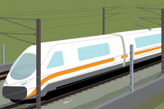 HS2 illustration