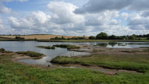 Upton Warren (The Flashes) by Wendy Carter