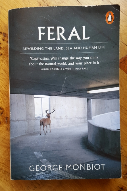 Cover of 'Feral' book by George Monbiot