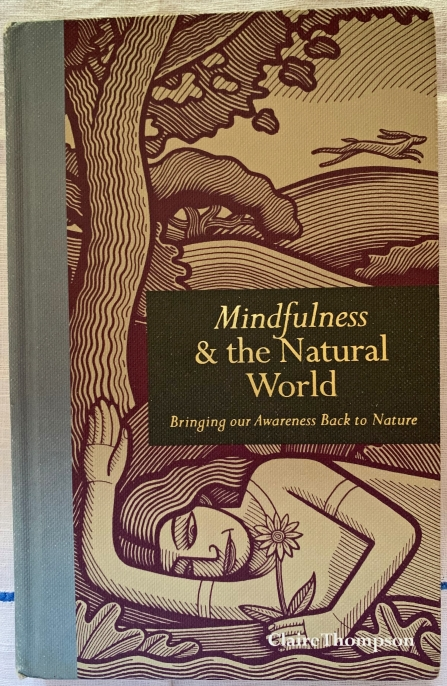 Cover of Mindfulness in the Natural World by Claire Thompson